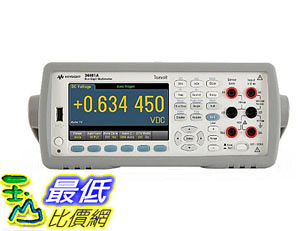 [8美國直購] 萬用電表 34461A Digital Multimeter, 6 ½ Digit, Truevolt DMM