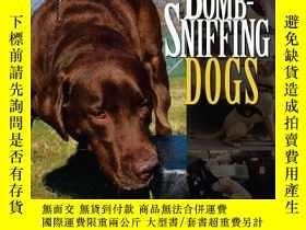 二手書博民逛書店Bomb-Sniffing罕見Dogs (Dog Heroes)-嗅彈犬(狗英雄)Y346464 Meish