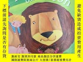 二手書博民逛書店Never罕見Lie on a LionY19139 Alan