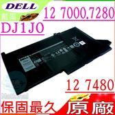 DELL 電池(原廠)-戴爾 DJ1J0,Latitude E7280電池,E7480電池,12 7000電池,12 7280電池,12 7480電池