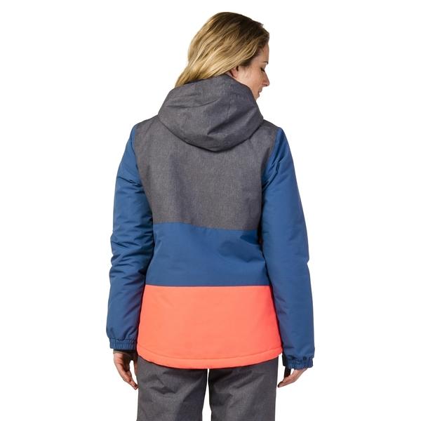 PROTEST 女 機能防水保暖外套 (峽灣色) CLEAR SNOWJACKET