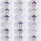 新年好禮 滑溜溜領繩喇叭口水手服領繩手系領結多色