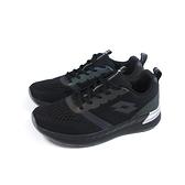 LOTTO 運動鞋 針織 黑色 童鞋 LT0AKR1810 no033