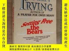 二手書博民逛書店Setting罕見Free the Bears 英文原版 近新Y