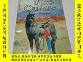 二手書博民逛書店Blind罕見outlaw(英文, 不好Y212829