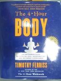 【書寶二手書T9/餐飲_XGD】The 4-Hour Body: An Uncommon Guide to Rapid