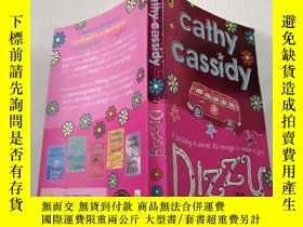 二手書博民逛書店Cathy罕見Cassidy Dizzy : 凱茜卡西迪頭暈.Y212829
