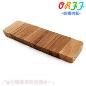 小叮噹的店- P15-2  ORFF 骨牌音效器 木製 .小型 齒木 .奧福樂器/奧爾夫樂器/兒童樂器