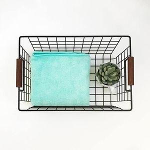 Lovel 3M頂極輕柔棉超細纖維抗菌毛巾-Limpet shell 貝殼綠