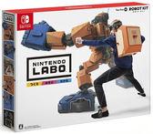 NS 任天堂實驗室 Toy-Con02 ROBOT KIT(日文版)