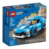 樂高積木 LEGO《 LT60285 》City 城市系列 - 跑車 / JOYBUS玩具百貨