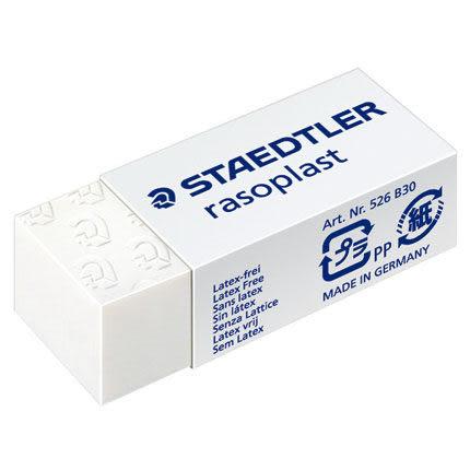 [奇奇文具] 【施德樓 STAEDTLER 橡皮擦】MS526B30 鉛筆橡皮擦(小)