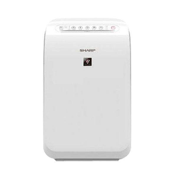 【SHARP夏普】自動除菌離子空氣清淨機 FU-D50T白W