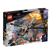 76186【LEGO 樂高積木】Marvel 漫威英雄系列 - 黑豹飛龍戰機
