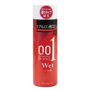 日本NPG● 岡本0.01(Wet)保濕型潤滑液200g● 兩性潤滑液