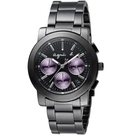 agnes b. 自信滿分計時腕錶 VD53-KP30P BT3032X1