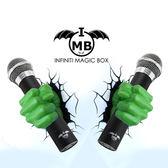 K歌麥克風 手機麥克風 IMB My Mic LOK001 二入麥克風 行動麥克風 手機K歌 行動KTV 行動卡拉OK