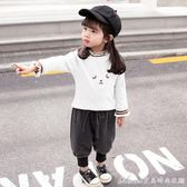 女寶寶加絨打底衫冬1一3歲女童小童洋氣嬰幼兒童保暖上衣秋裝外穿 艾美時尚衣櫥