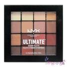 【彤彤小舖】NYX Pro Makeup Ultimate 專業彩妝 16色眼影盤 16 X 0.83g 型號USP03