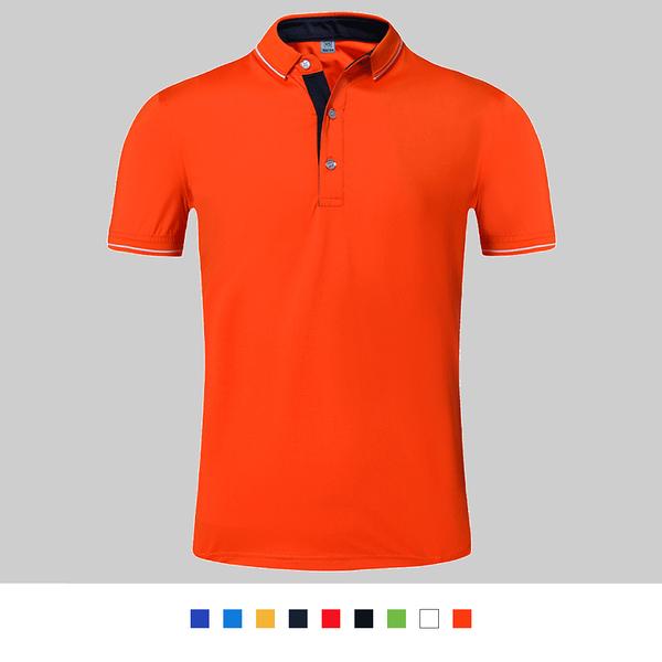 【晶輝團體制服】HM0114*配色素面POLO衫(印刷免費)公司制服,班服