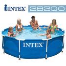【INTEX】10尺框架泳池 (28200)