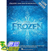 【103玉山網】 2014 美國銷書榜單 Frozen: Music from the Motion Picture Soundtrack (Piano/Vocal/Guitar)  $700
