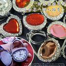 時尚懷錶 吊飾 鑰匙圈 造型時鐘 圓形小掛錶 禮物 新品 ☆匠子工坊☆【UQ0046】C