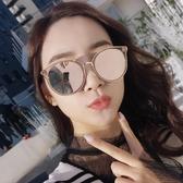 太陽眼鏡 太陽鏡女潮個性墨鏡偏光防紫外線眼鏡 台北日光