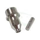 【漆寶】Haupon合鵬 4.0mm噴嘴針頭組 (電動噴槍TM-71專用)(一組裝)