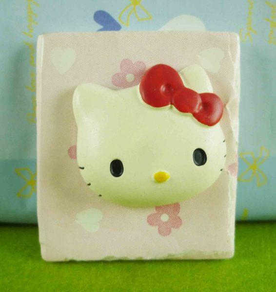 【震撼精品百貨】Hello Kitty 凱蒂貓~造型磁鐵夾~頭【共1款】