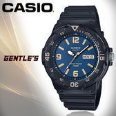 CASIO 卡西歐 手錶專賣店 MRW-200H-2B3 男錶 樹脂錶帶 100米防水日和日期顯示