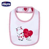 chicco-小乳牛-我愛媽媽圍兜