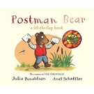Tales From Acorn Wood:Postman Bear 熊熊宅急便 硬頁翻翻書