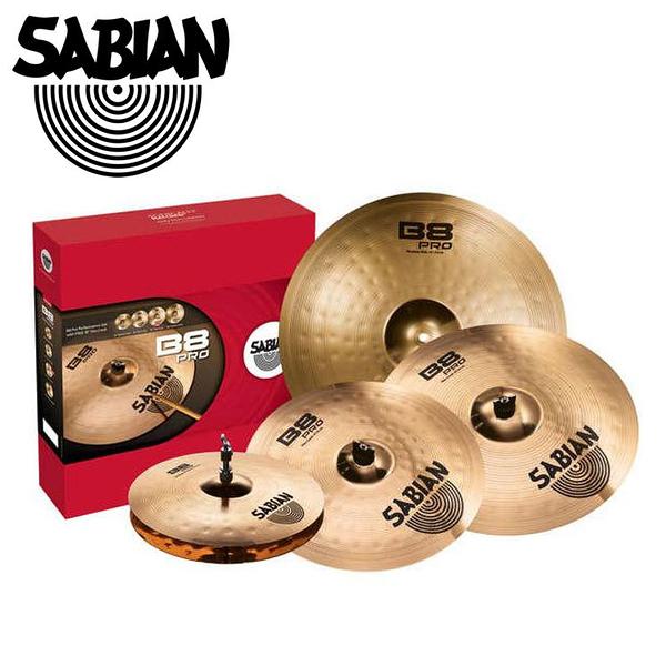 小叮噹的店 SABIAN  35003B-18  B8 Pro 套鈸 銅鈸 加送18吋CRASH