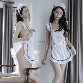 性感水手女仆裝夜店角色扮演女傭制服誘惑情趣內衣激情透視套裝騷