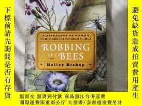 二手書博民逛書店ROBBING罕見THE BEESY7987 出版2005