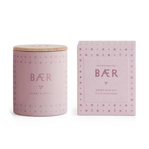 【SKANDINAVISK 丹麥香氛】BÆR 野莓優格 香氛蠟燭 190g