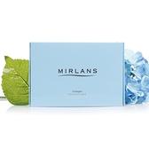 MIRLANS蜜爾麗 膠原玻尿酸雙保濕面膜6片入