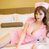 護士服護士情趣內衣服制服誘惑sm騷角色扮演緊身用品性感透視激情套裝女(免運)