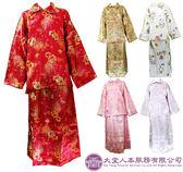 【大堂人本】中式女性壽衣 鳳仙裝(黃、紅、粉、紫、白)