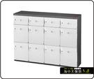 {{ 海中天休閒傢俱廣場 }}B-99 樹德傢俱 SC風格置物櫃系列 SCM4-8M4S 風格置物櫃 (12抽)