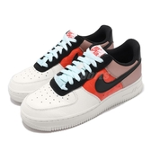 Nike 休閒鞋 Wmns Air Force 1 LO 紅 黑 白 女鞋 運動鞋 【ACS】 CT3429-900