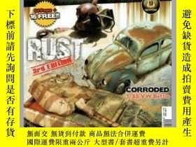 二手書博民逛書店The罕見Weathering Magazine Issue 1 Rust-風化雜誌第1期銹Y414958