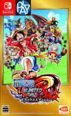 Switch - 二手片 航海王 無限世界 赤紅 豪華 中文版 PLAY-小無電玩