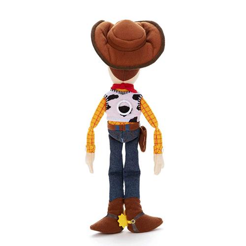 T-ARTS 麻吉好朋友 細緻絨毛 玩具總動員4 胡迪S_TA22578