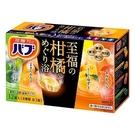 日本品牌【花王】四合一至福柑橘泡澡錠 12錠