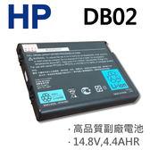 HP 8芯 DB02 日系電芯 電池 ZD8100 ZD8200系列