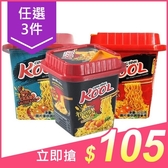 【任3件$105】越南 KOOL 鹹蛋/鹹蛋黃蟹風味/麻辣鹹蛋 炒麵(乾拌麵)1杯入 款式可選【小三美日】49