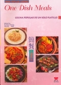 二手書博民逛書店 《One Dish Meals from Popular Cuisines》 R2Y ISBN:0941676560│Su-HueiHuang