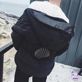 男棉服 棉衣男士外套冬季2020新款加厚學生男生棉襖潮牌短款工裝羽絨棉服